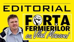 Cornel Stroescu, avertisment dur catre ceilalti lideri ai fermierilor: Nu blocati Legea Camerelor Agricole!