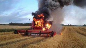 MADR: Fermierii - obligati sa isi angajeze servicii de urgenta private ca sa stinga incendiile!